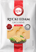 Ser RyckiEdam (flowpack) wplastrach 135g